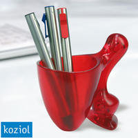 Koziol Pelle Pen & Pencil Holder