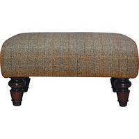 Harris Tweed for John Lewis Lewis Footstool