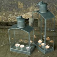 Kamira Lanterns - set of 2