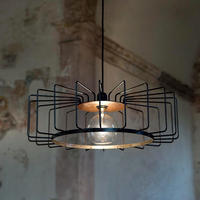 Galleria Industrial Wire Pendant