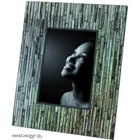 Mascagni Glass Mosaic Photo Frame