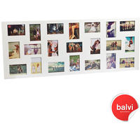 Flat Face 21 Multi Photo Frame