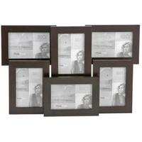 "3D Photo Frame 4""x6"" -  6 Photos"