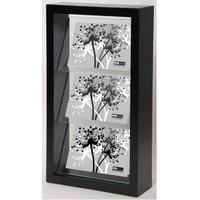 3 Layer Upright Photo Frame