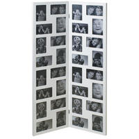 Wonder Wall Photo Frame - White