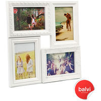 Magic 4 Multi Aperture Frame - White