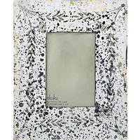 Nkuku Antique Mirror Photo Frame