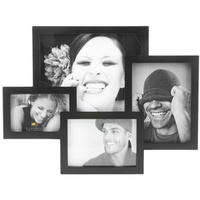 Small Cluster Photo Frame (Black)