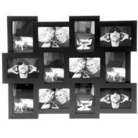 Black Collage Photo Frame