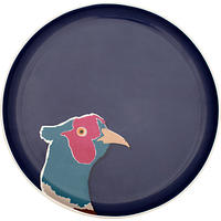 Joules Pheasant Side Plate Multi