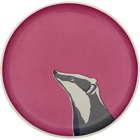 Joules Badger Side Plate Multi