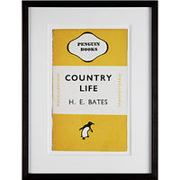 Penguin Classics - Country Life by H. E. Bates Framed Print