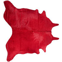Rollo Red Cowhide