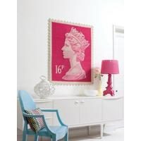 Pink 16p Rug (Officially Licensed by Royal Mail Group Ltd)