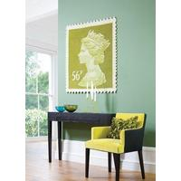 Green 56p Rug (Officially Licensed by Royal Mail Group Ltd)