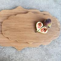 Oak Wooden Platter Boards