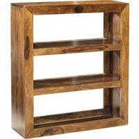 Cube Sheesham Multi Shelf Unit