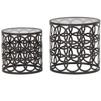 Circle Nesting Tables