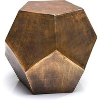 Polygon Cool Cuts Side Table