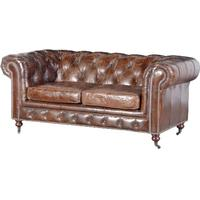 Shoreditch Vintage Chesterfield Sofa