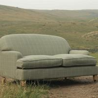 Arran Tomintoul Check Sofa