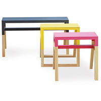 Dolly & Jessie Stools by Lifestylebazaar