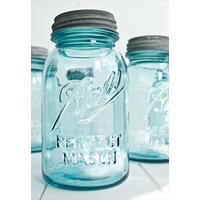 Classic Ball Mason Jars.  Pickled! from Magpie Miller
