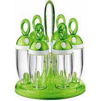 Guzzini Green Revolving Spice Rack from Gifts with Style