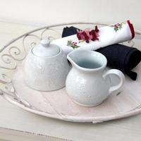 Milk & Sugar Pot Set