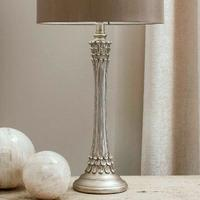 Champagne Silver Table Lamp