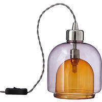 John Lewis Ambience Layer Glass Lamp