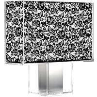 Kartell - Tati Table Lamp - Black Lace