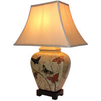 Butterfly Blossom Lamp