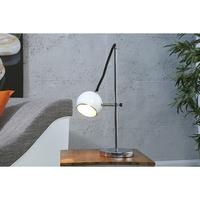 Bubble - retro white desk lamp