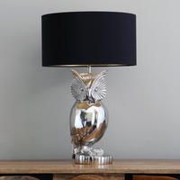 The Fraser Owl Lamp Base