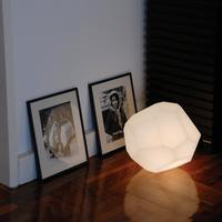 Asteriod Table Lamp by Koray Ozgen