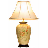 Decorative Peony Lamp