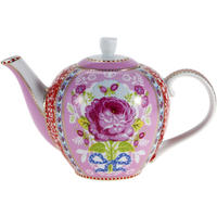 Pip Studio - Floral Teapot - Pink - Small