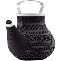 Eva Solo My Big Tea Teapot 1.5L with Knitted Nordic Cover