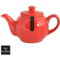 Brights Red Teapot - 7 to 10 Cup