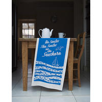 Seashore Tea Towel