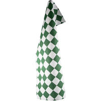 Iris Hantverk - Green/White Check Tea Towel