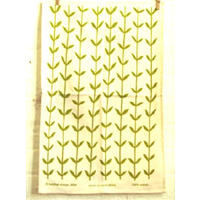 Orla Tea Towel - Chartreuse