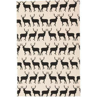 Anorak - Tea Towels - Set of 2 - Kissing Stags