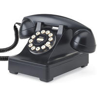 Wild and Wolf 302 Desk Phone (Black)