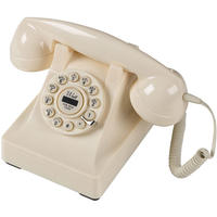 Wild and Wolf 302 Desk Phone (Cream)