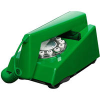 Wild and Wolf Trim Phone (Emerald Green)