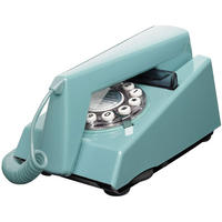 Wild and Wolf Trim Phone (French Blue)