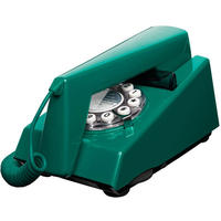 Wild and Wolf Trim Phone (Peacock Green)