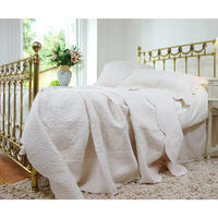 Colette Ivory Throw